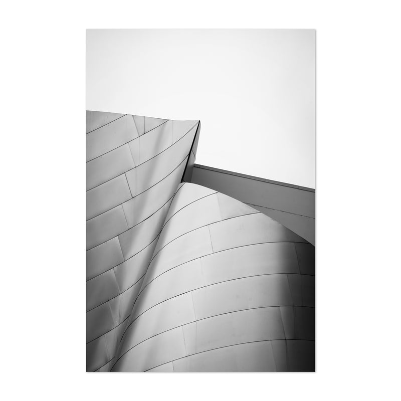 Modern Architecture Abstract Photo Art Print