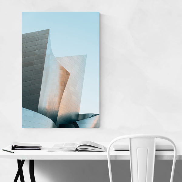 Architecture Los Angeles Photo Art Print