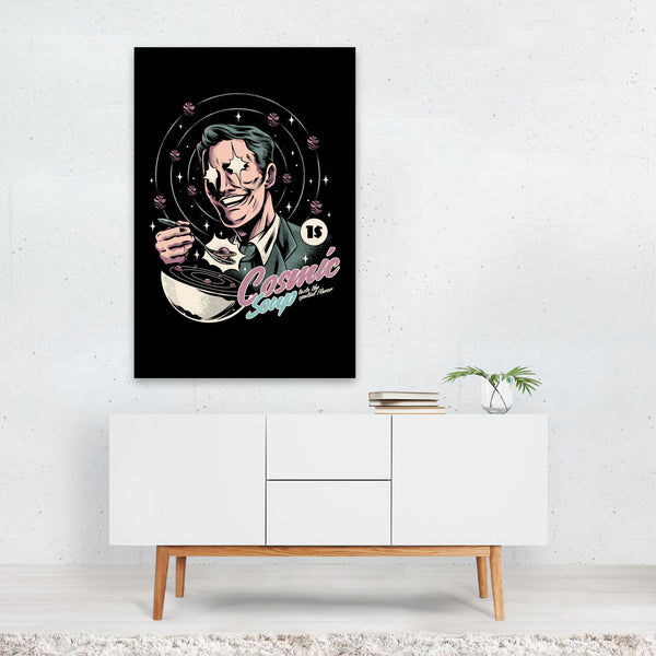 Cosmic Illustration Art Print