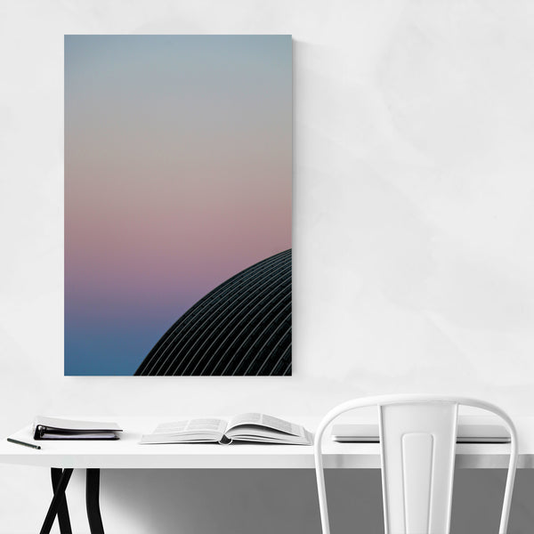 Abstract Minimal Architecture Art Print