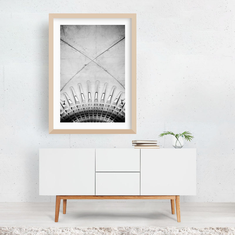 Washington DC Urban Photo Framed Art Print