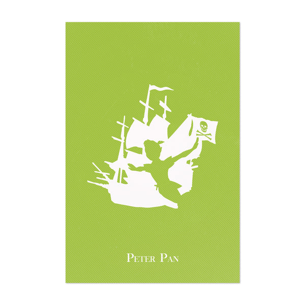 Disney Peter Pan Art Print