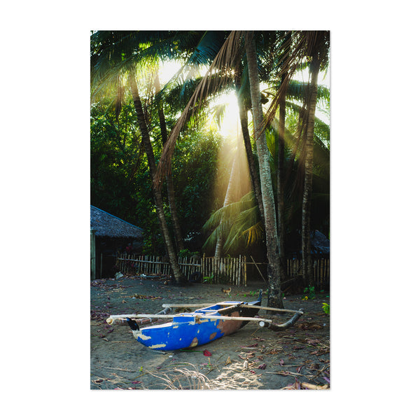 Dumaguete Philippines Photography Art Print