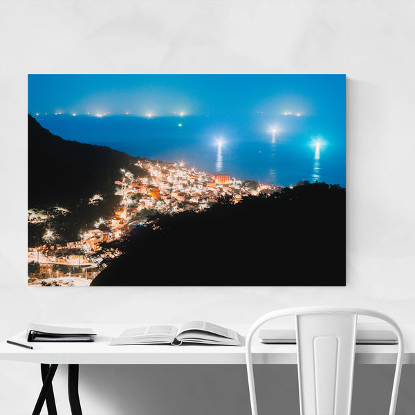 Jiufen Taiwan Photography Art Print