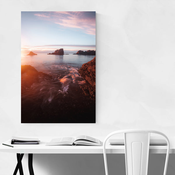 Puget Sound Washington Nature Art Print