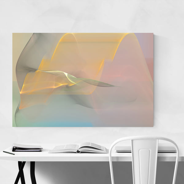 Abstract Colorful Nature Design Art Print