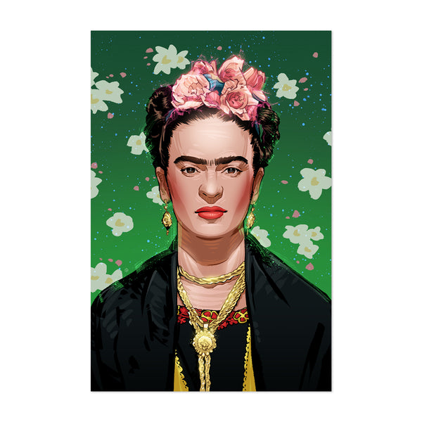 Frida Kahlo Spanish Painter Art Print