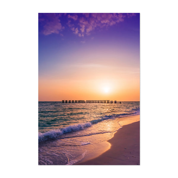 Boca Grande Florida Beach Photo Art Print