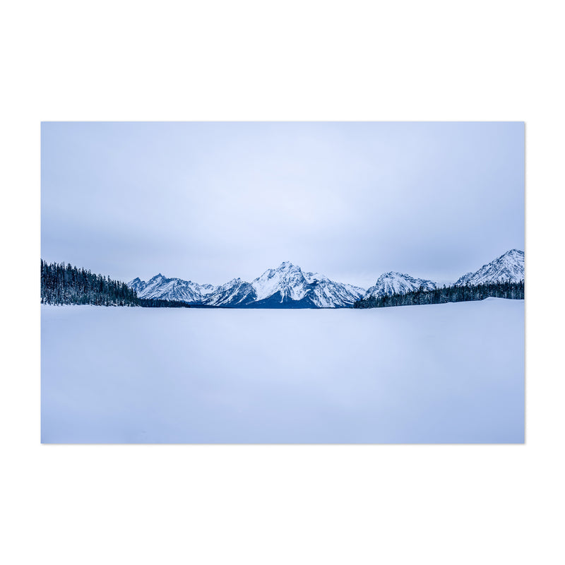 Grand Teton Wyoming Photography Art Print