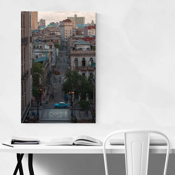 Havana Cuba Urban Photography Art Print