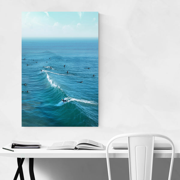 Huntington Beach California Beach Art Print