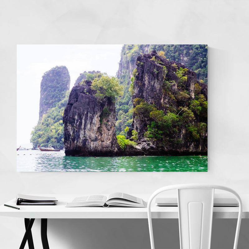 Ko Lanta Thailand Beach Photo Art Print