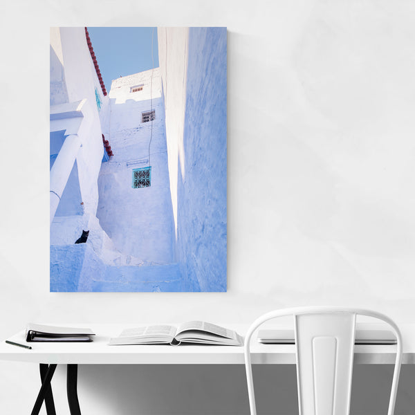 Chefchaouen Morocco Photography Art Print