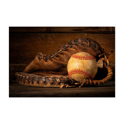 Baseball Sports Photo Art Print