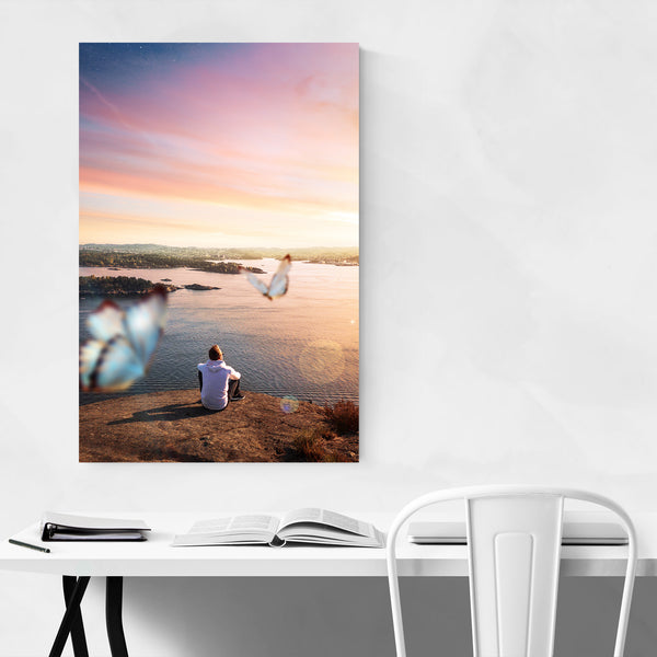 Kristiansand Norway Nature Photo Art Print