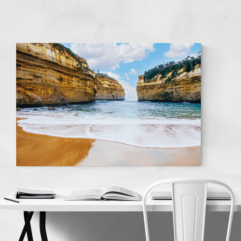 Great Ocean Road Australia Beach Art Print