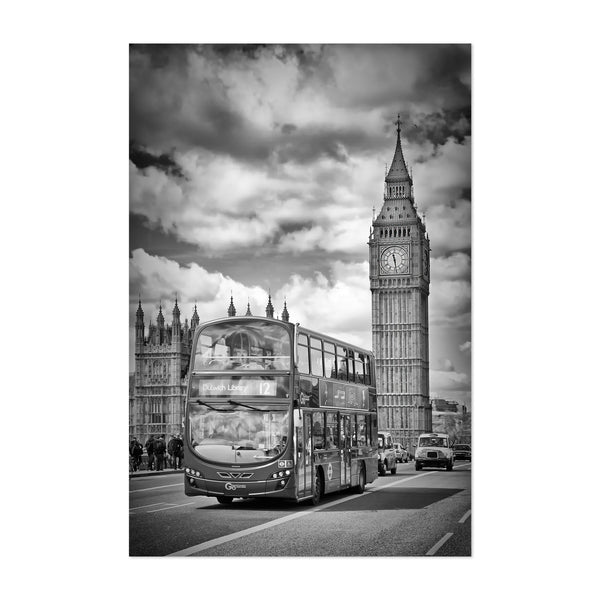London Urban Cityscape Photo Art Print