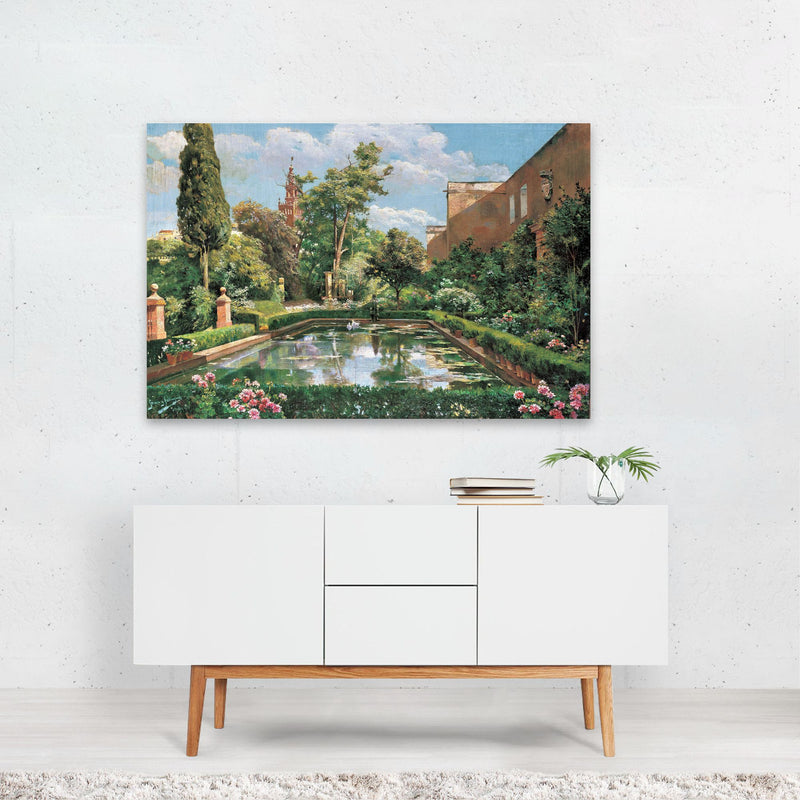 Nature Painting Art Print