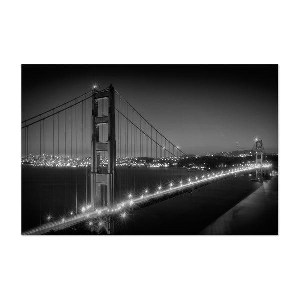 Golden Gate Bridge San Francisco Art Print