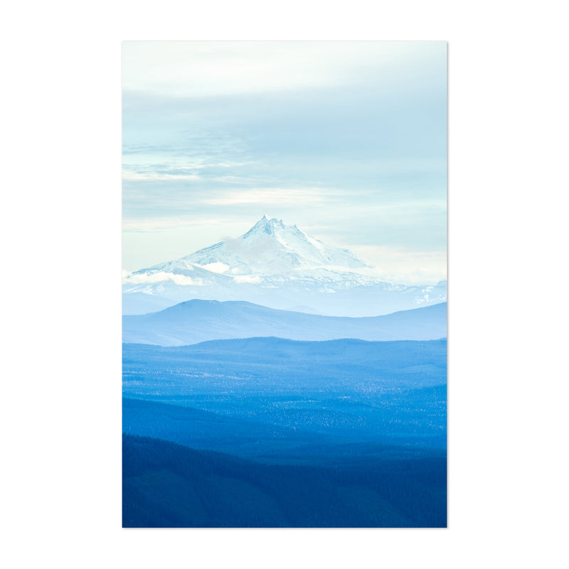 Mount Hood Oregon Photography Art Print