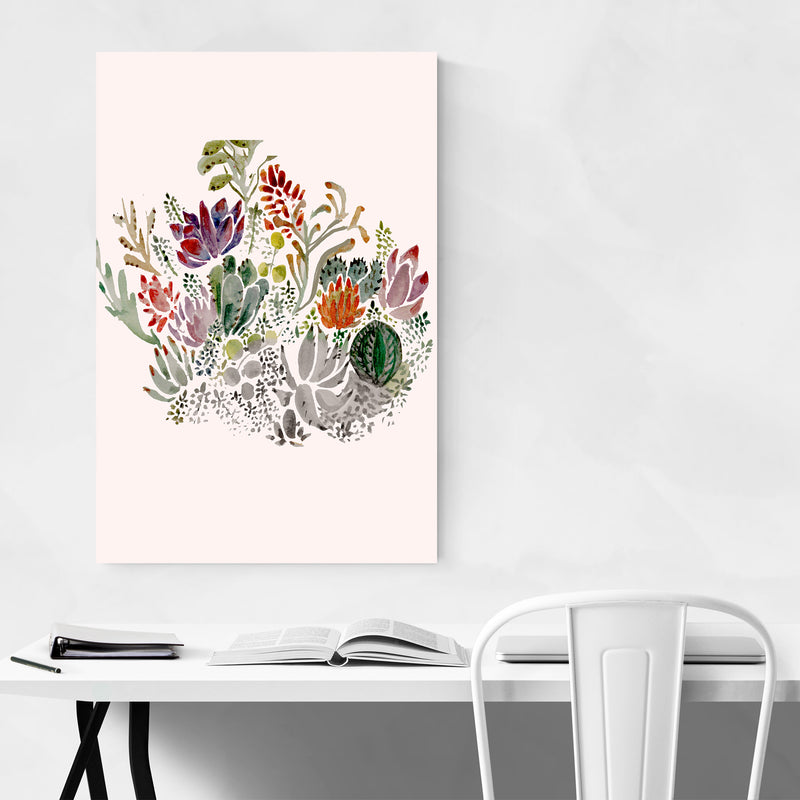 Botanicl Art Prints Modern Flower