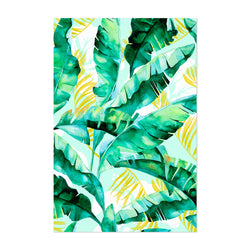 Tropical Floral Botanical Nature Art Print