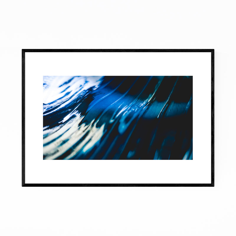 Taguig Philippines Abstract Photography Framed Art Print