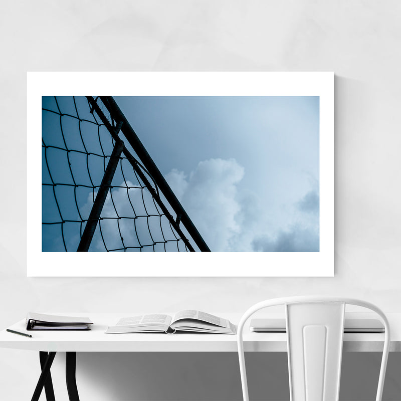 Taguig Philippines Abstract Photography Art Print