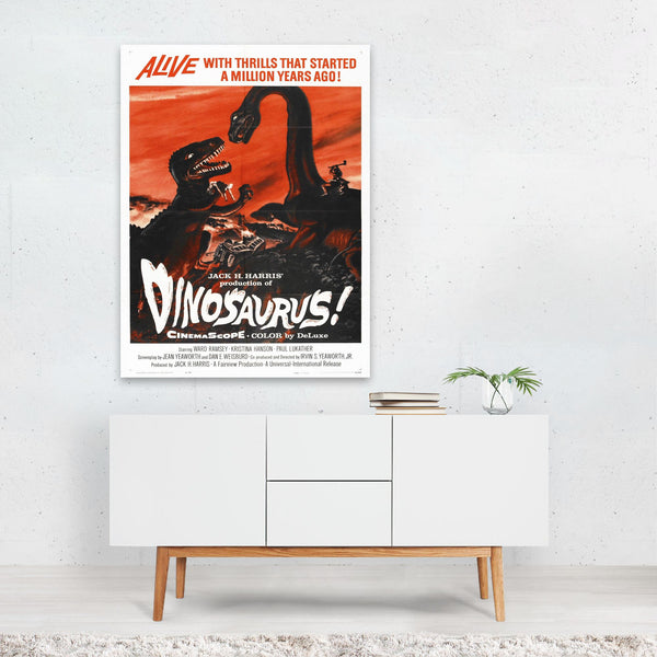 Dinosaurus TV/Movie Art Print