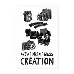 Photographer Gift Vintage Camera Art Print
