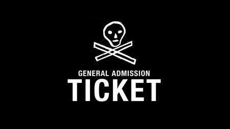 2017 GENERAL ADMISSION TICKET
