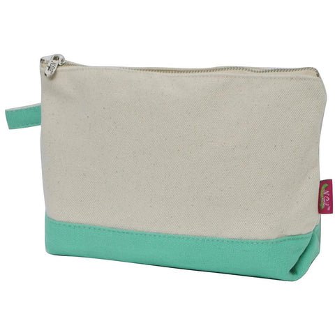 Mint Boat Cosmetic Case