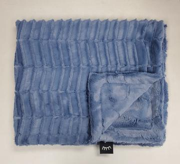 Ziggy Denim Minky Blanket