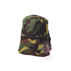 Mini Camo Backpack