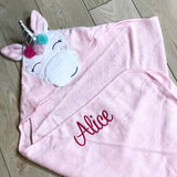 Infant Unicorn Towel