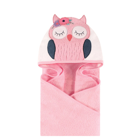 Infant Owl Towel
