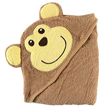 Infant Monkey Towel