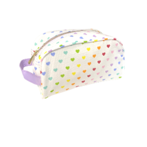 Tiny Hearts Toiletry Bag