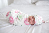 Knit Grace Swaddle Blanket