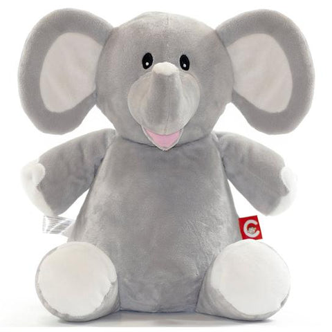 Gray Elephant Stuffed Animal