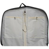 Dark Gray Garment Bag