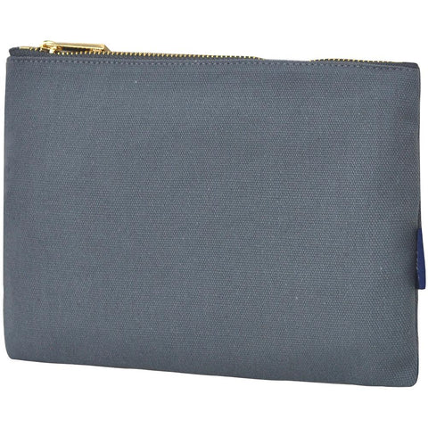 Gray Toiletry Bag