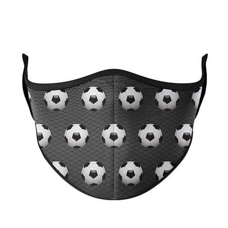 Soccer Mask (Choose size)