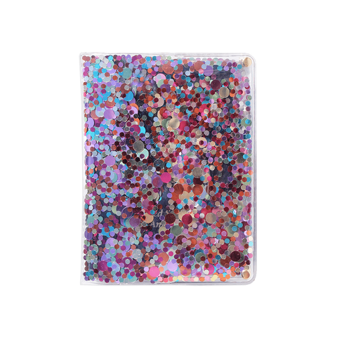 Confetti Passport Holder