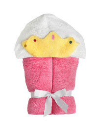 Princess Hooded Toddler Towel