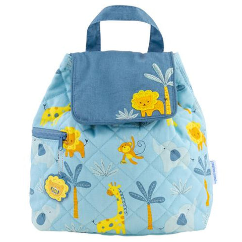 Quilted Zoo Backpack for Baby/Toddler