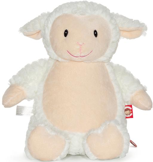 Fluffy Lamb Stuffed Animal