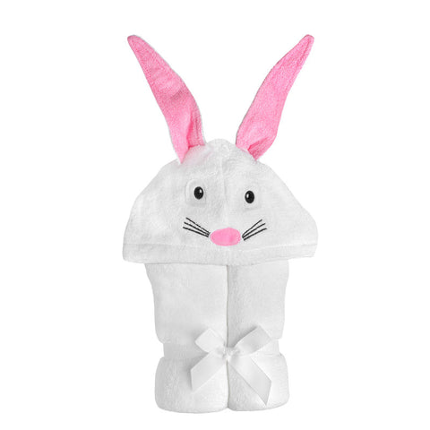 Toddler Bunny Hooded Towel
