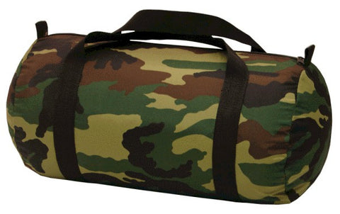 Camo Medium Duffle