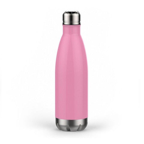 Pink Thermal Bottle